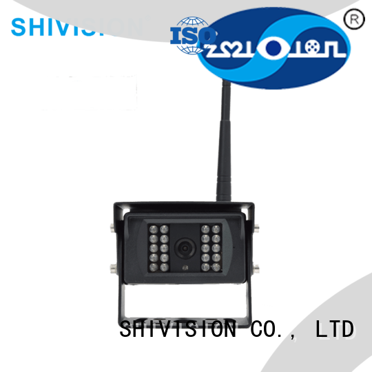 wireless 2.4G digital backup camera directly sale for bus Shivision