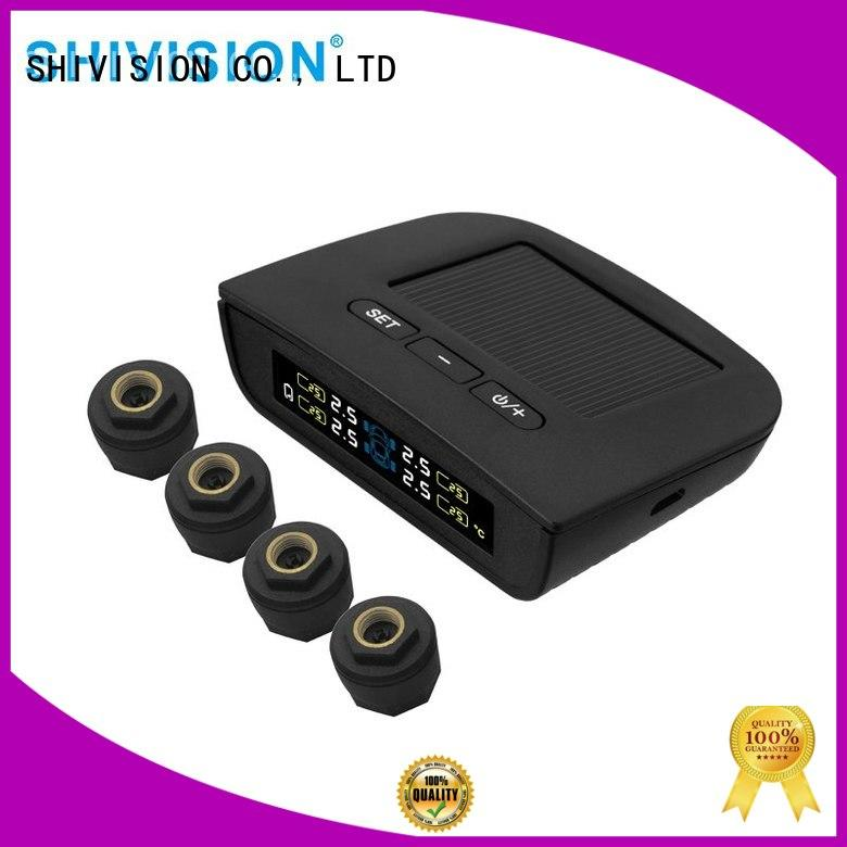 vehicle tire sensor system TPMS alarm detector system Bulk Buy The Newest Upgraded Shivision