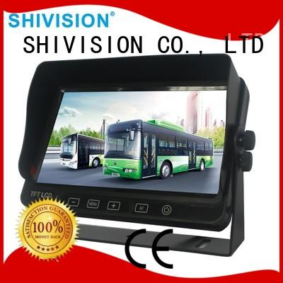 Wholesale hd vehicle reverse camera monitor monitor Shivision Brand