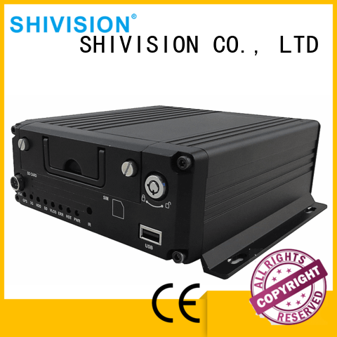 dvr nvr vehicle camera dvr sd hdd Shivision Brand