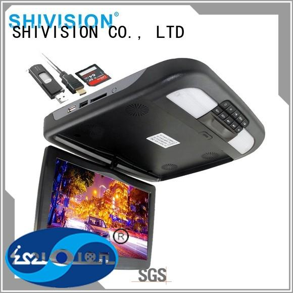 Shivision shivisionm017910 vehicle monitoring camera certifications for tractor