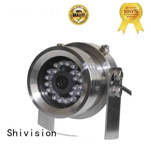 Shivision new-arrival explosion proof hand held camera 720p for trunk