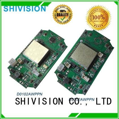 Shivision wholesale monitor module in bulk for fire truck