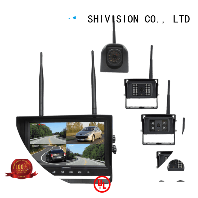 digital Custom The Newest Upgraded quadview hd system system Shivision