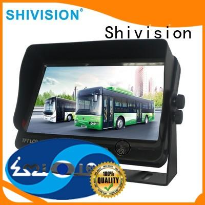 quality back up camera and monitor shivisionm077910 free quote for bus