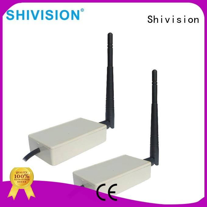exquisite wireless transmission system shivisionb0237 widely use for tractor