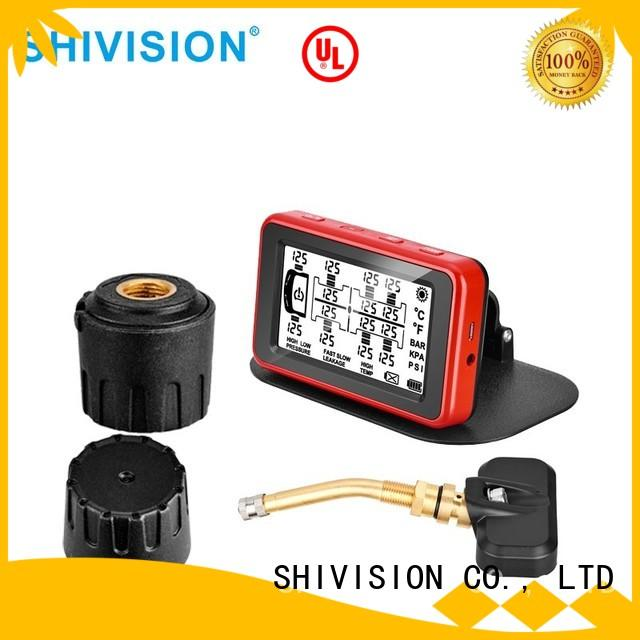 heavy duties The Newest Upgraded detection tire pressure monitor system Shivision Brand company