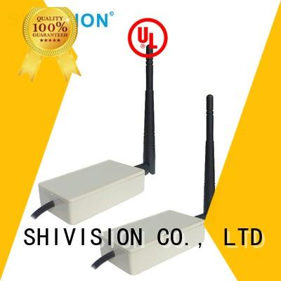 superb wireless transmitter and receiver kit shivisionb0240 with good price for trunk