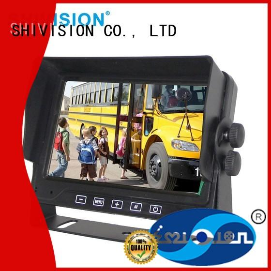 Shivision hd rear view camera monitor order now for van