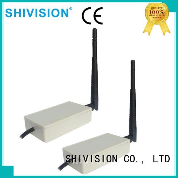 Shivision hot selling wireless transmitter receiver manufacturer widely use for trunk