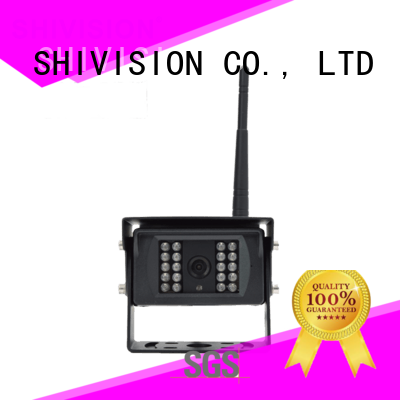 Shivision digital digital wireless camera kit widely use for fire truck