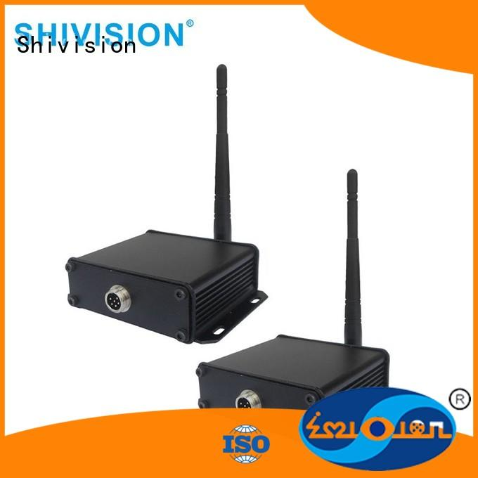 Shivision b0341wireless wireless transmitter receiver manufacturer factory price for bus