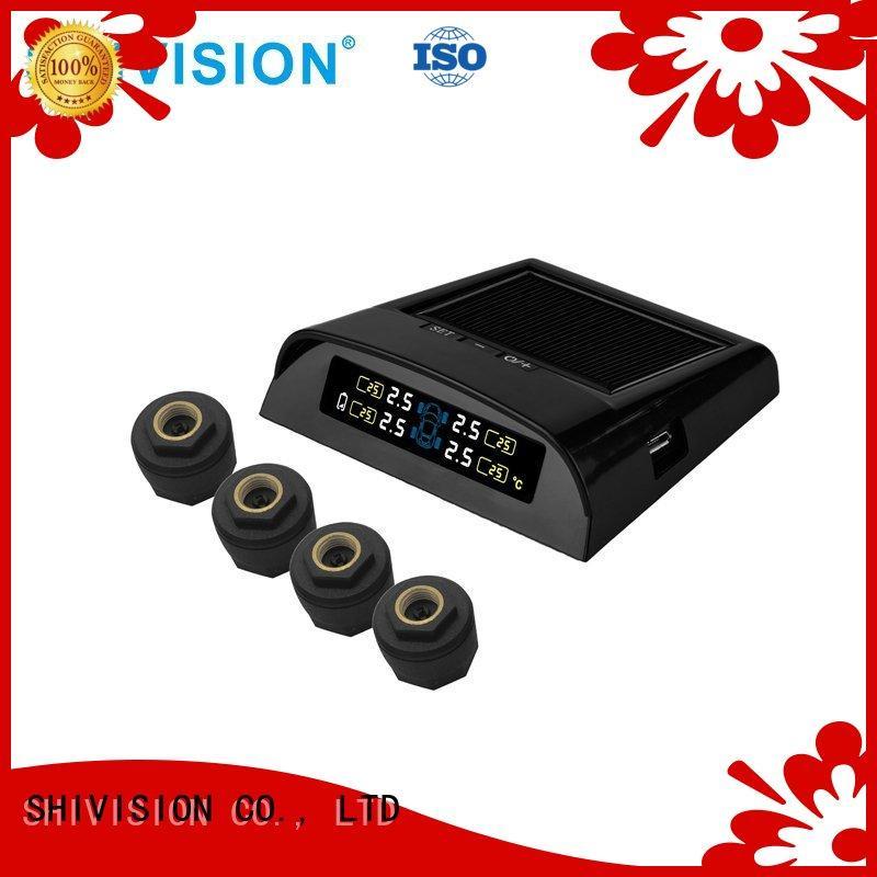 Shivision Brand detection tpms vehicle tire sensor system