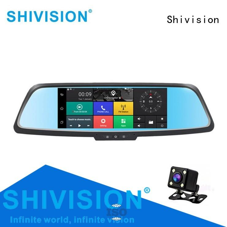 Shivision adas driver assistance system for-sale for fire truck