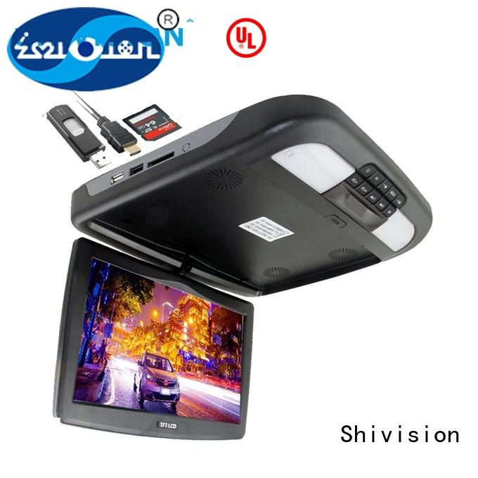 new arrival vehicle rear view monitor shivisionm07807 free quote for tractor