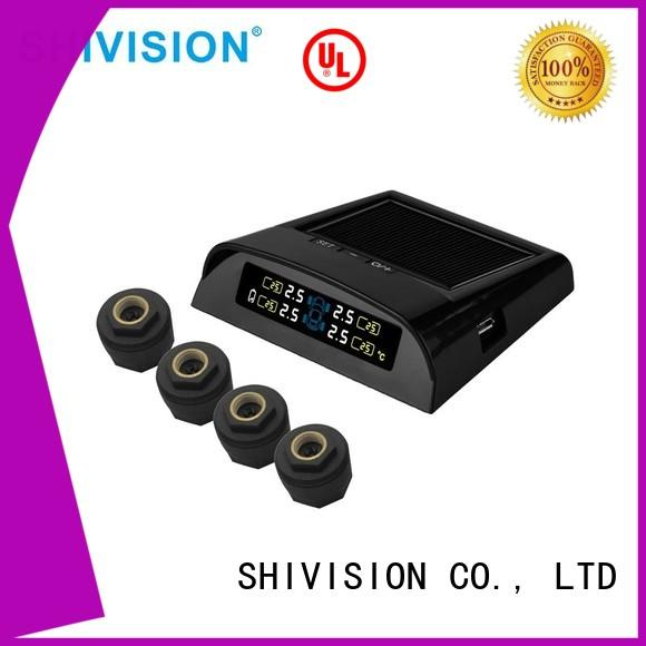Shivision first-rate tire pressure monitoring sensor with certification for trunk