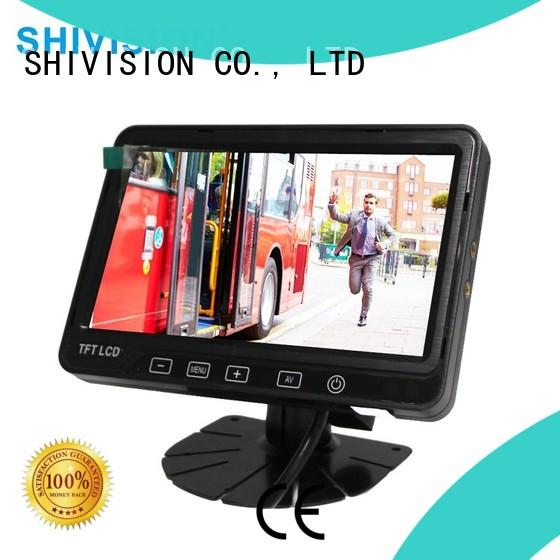 Shivision monitor back up camera and monitor order now for car
