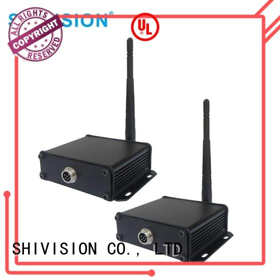 Shivision superior wireless transmitter and receiver kit factory price for trunk